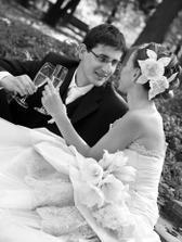Ťuk  - pravý šampanským z Francúzska.