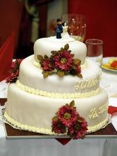 Naša torta  -pre Mirku