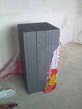 polystyrens s pridanym grafitom