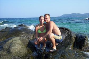 a naša druhá svadboná cesta v Grécku