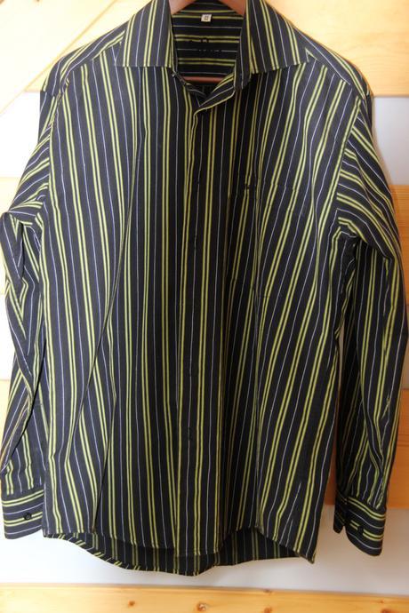 Pánská košile s dlouhým rukávem - Obrázek č. 2