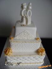 náš svatební :o)