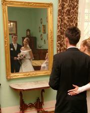 Renátka a Daniel v zámku