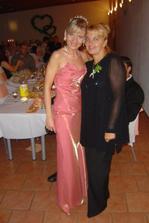 ...moja ďalšia blízka duša - inak mamina našej nádejnej Superstar...:-)