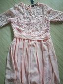 Šaty s čipkou dlhé spoločenské, v. 40, 40