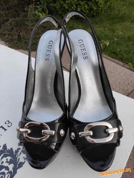 GUESS sandálky, veľ. 39, vn. dĺžka 26 cm - Obrázok č. 2