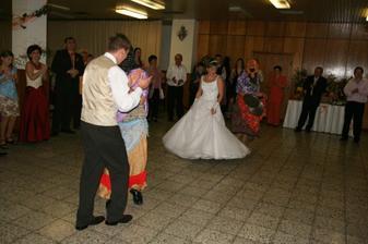 tanec s cigánkami
