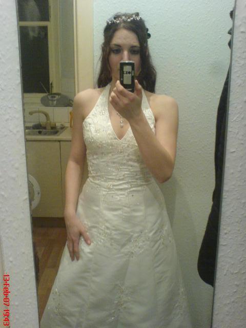 Nas svadobny sen - Moje saty