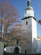 Tady bude místo činu,kostel Nanebevzetí panny Marie v Bruntále.