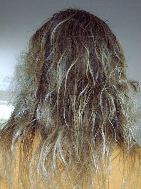 1. cervence 2006 - My vlasy pred prodlouzenim