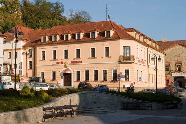 Hostina Hotel Podhrad