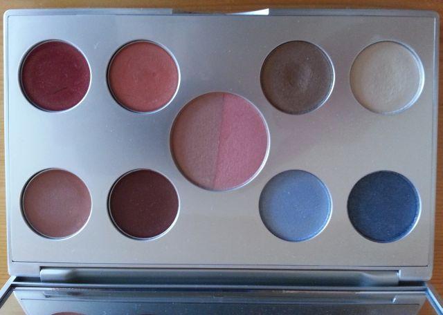 paleta pery / oči / líčka - Borghese - Obrázok č. 1