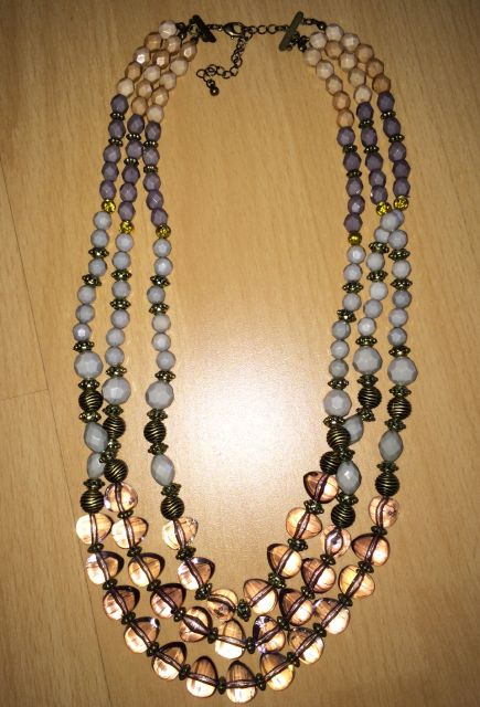farebný náhrdelník Camaieu - Obrázok č. 1