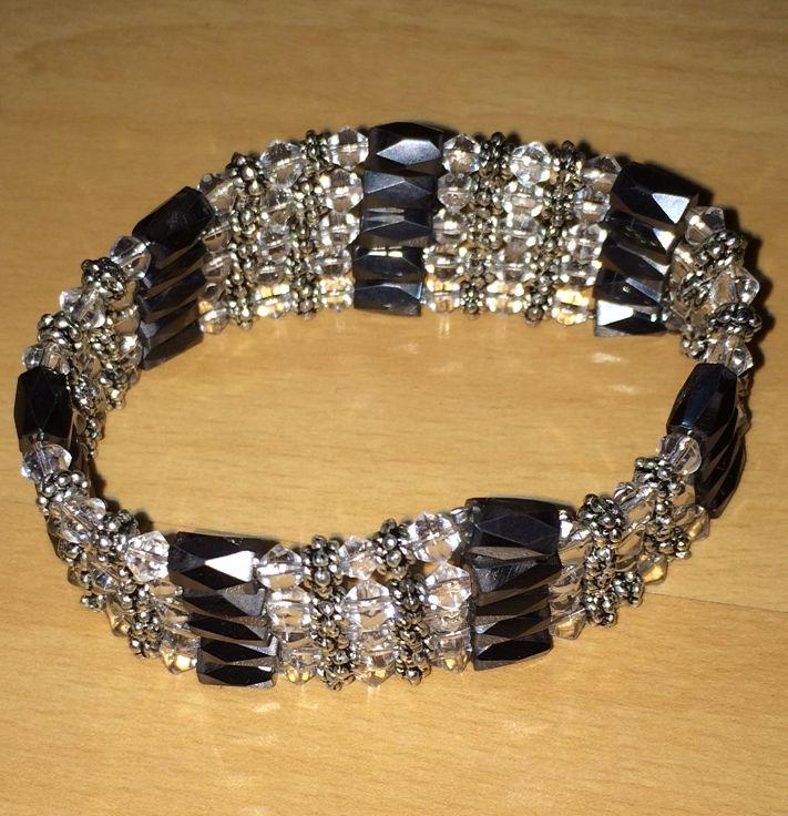 Magnetický náhrdelník - náramok - Obrázok č. 1