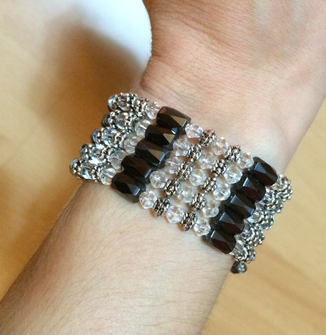 Magnetický náhrdelník - náramok - Obrázok č. 3