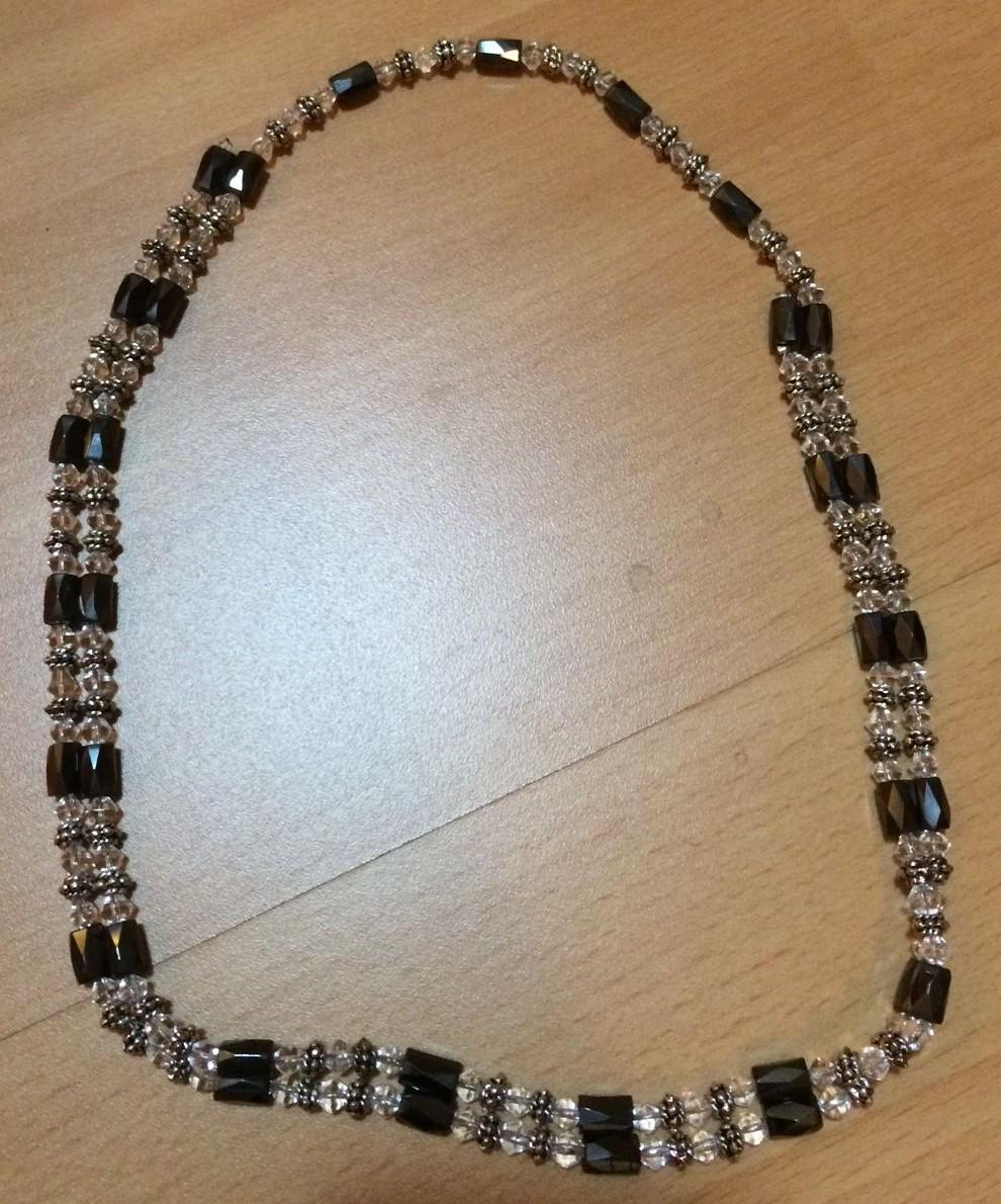 Magnetický náhrdelník - náramok - Obrázok č. 4