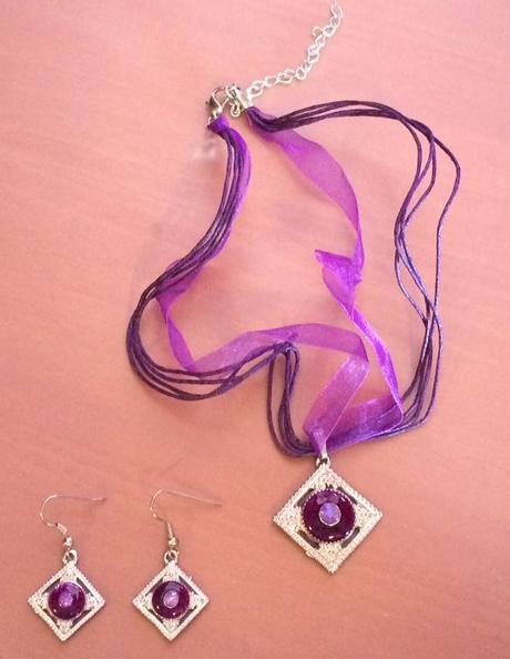 Set Náušnic a náhrdelníku - Obrázok č. 4