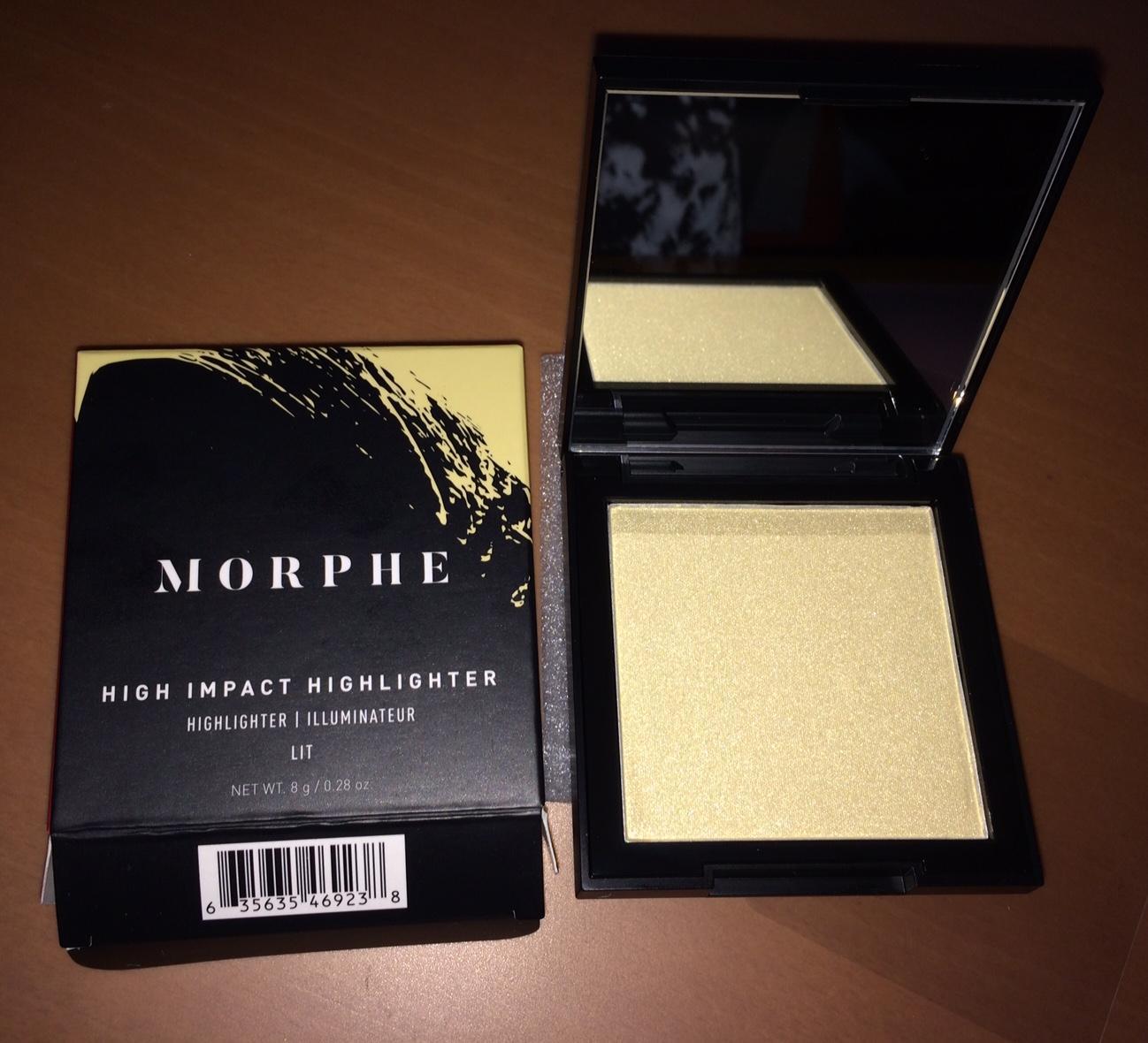 Morphe - Highlighter - Lit - Obrázok č. 1
