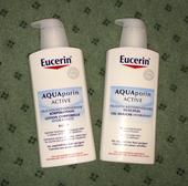Eucerin - 800 ml sada sprcháč + mlieko,