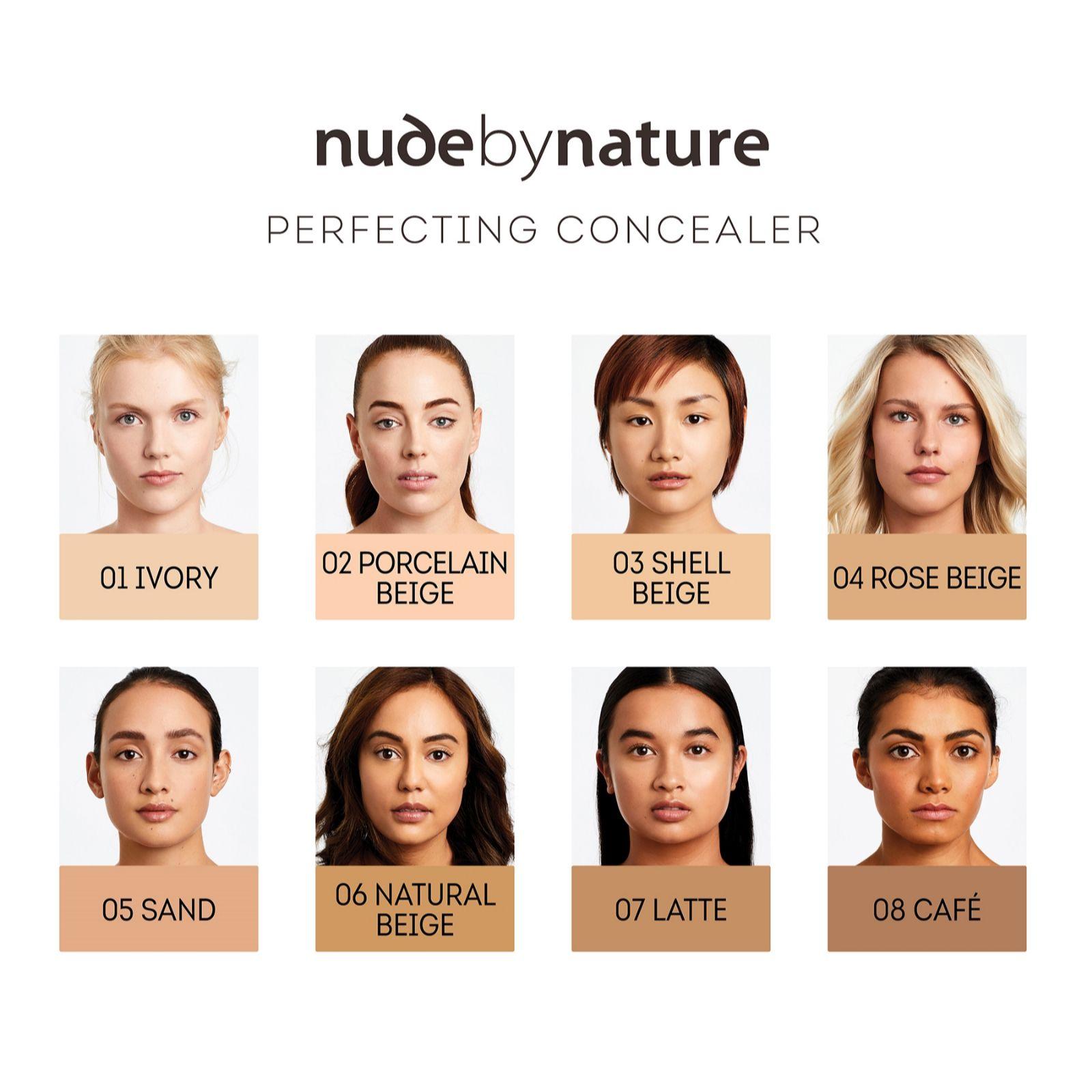 korektor pod oči Nude by Nature - Obrázok č. 3