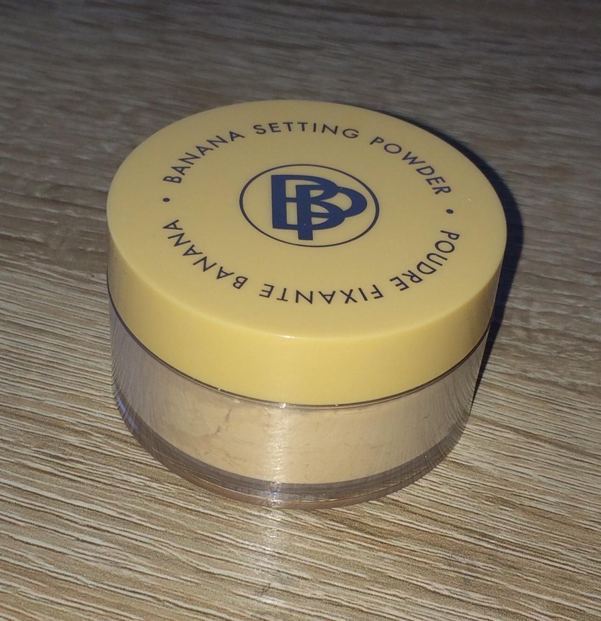Bellapierre - Banana setting powder - Obrázok č. 1
