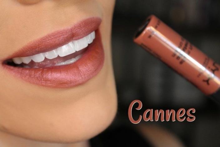 NYX Soft matte metallic lip cream - Obrázok č. 2