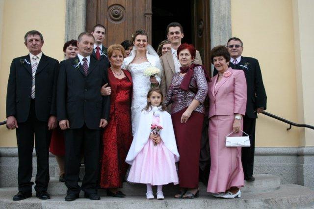 Zuzka{{_AND_}}Maťko - Súrodenci, rodičia, krstní rodičia..