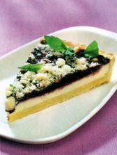 určitě chci voňavý borůvkový koláč...