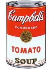 rajčatová polévka s parmezaném...ale né z plechovky :D