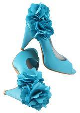 tyrkysové botky