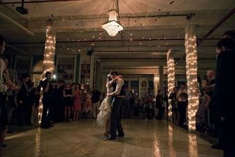 první tanec bude na stand by me od johna