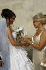 gratulácie - ja s mamkou