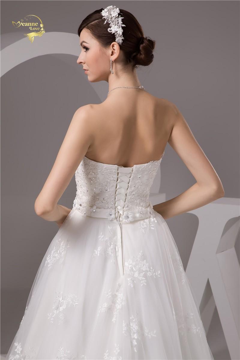 Nové svadobné šaty v.32-56 - Obrázok č. 4