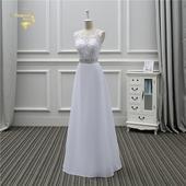 Nové svadobné šaty v.32-56, 44