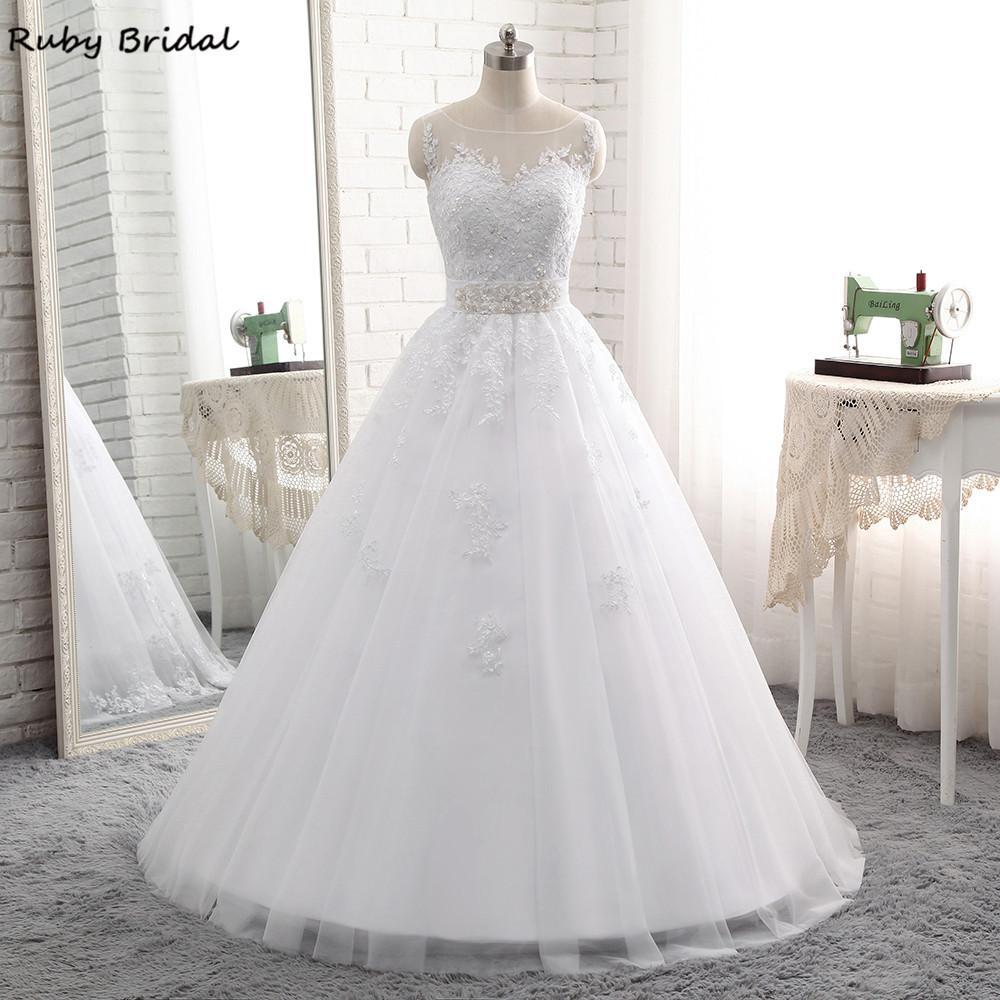 Svadobné šaty v.32-56 - Obrázok č. 1