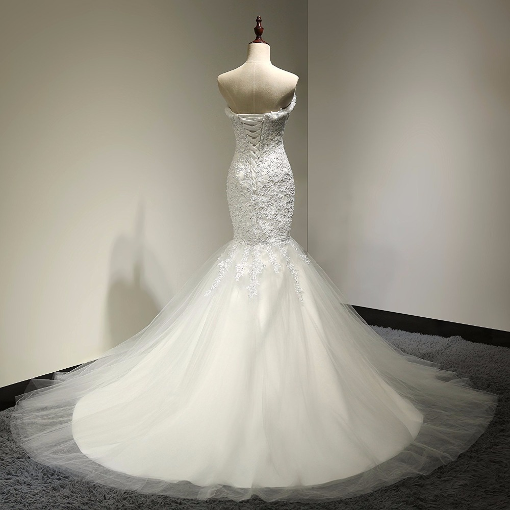 Svadobné šaty v.32-56 - Obrázok č. 4