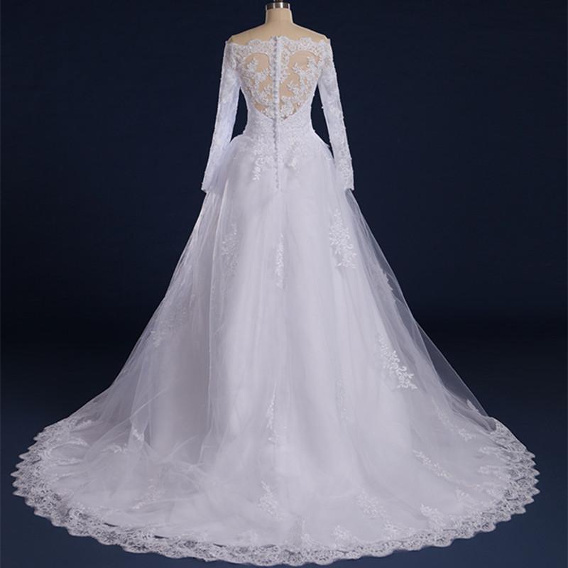 Svadobné šaty 32-56 v.32-34 ihneď k odberu - Obrázok č. 4