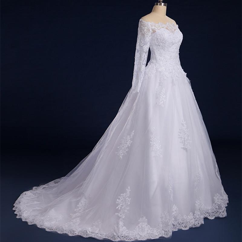 Svadobné šaty 32-56 v.32-34 ihneď k odberu - Obrázok č. 2