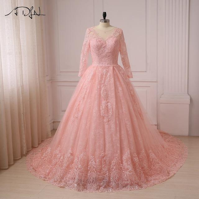 Svadobné šaty 32-56 v.48-52 ihneď k odberu - Obrázok č. 1