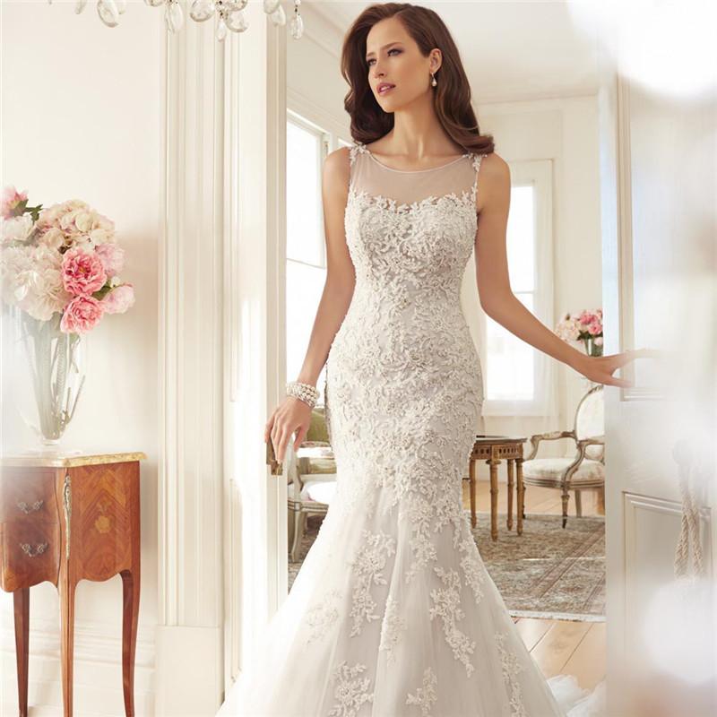 Svadobné šaty v.32-56, v. 38 na sklade - Obrázok č. 3