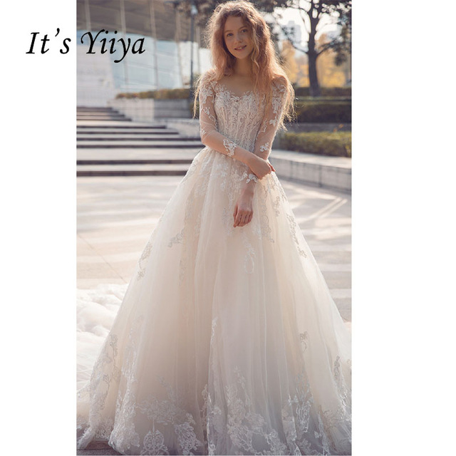 Romantické svadobné šaty.32-56 v.38 ihneď k odberu - Obrázok č. 3