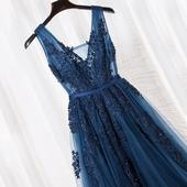 Spoločenské šaty S-M, 40