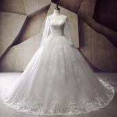 Tradičné svadobné šaty v.32-56, 36