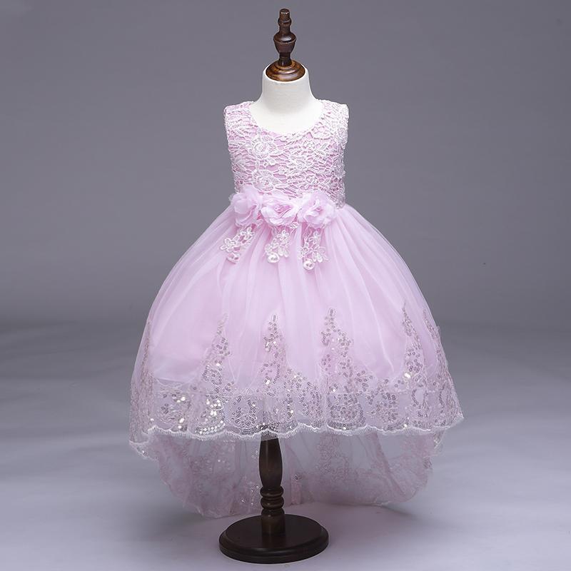 Detské šaty 110-150 - Obrázok č. 1