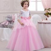 Detské šaty 110-150, 134