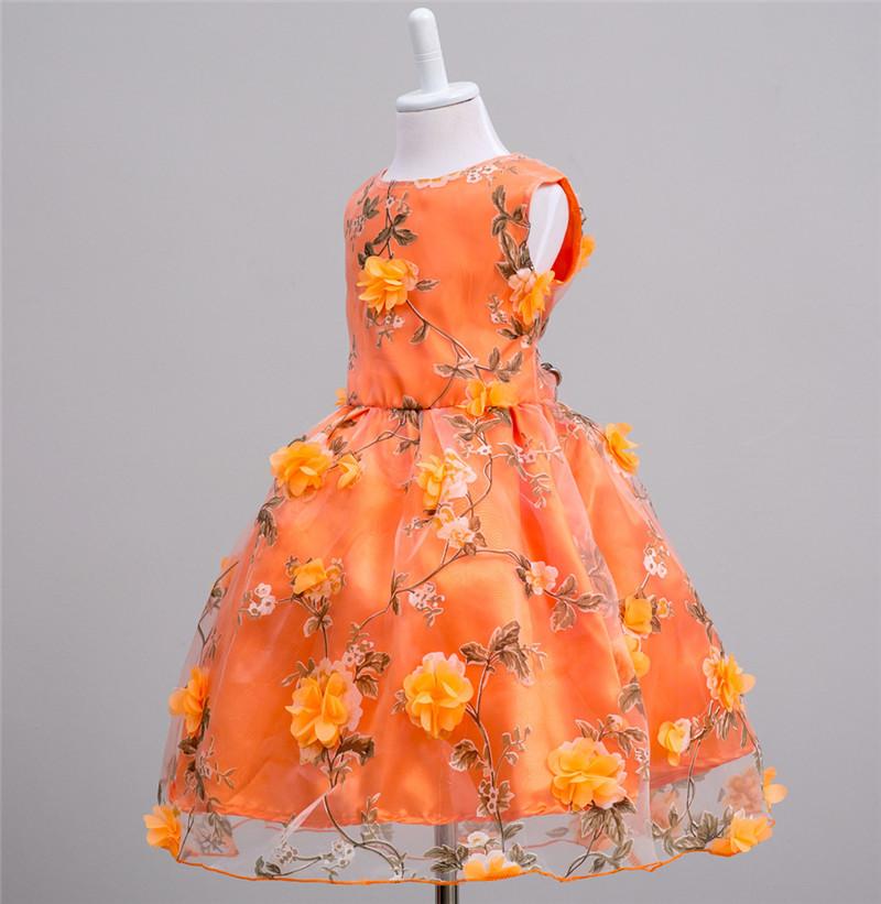 Detské šaty 2-9 rokov - Obrázok č. 2
