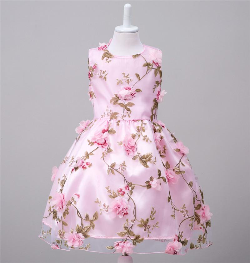 Detské šaty 2-9 rokov - Obrázok č. 1