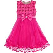 Detské šaty 100-160, 140