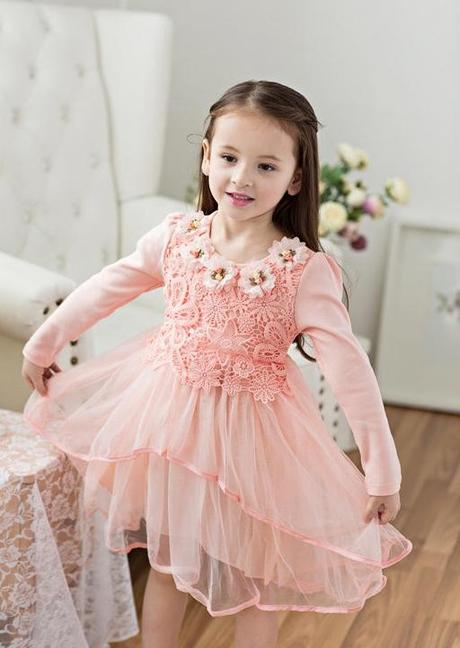 Detské šaty 90-160 - Obrázok č. 1