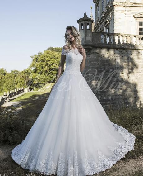 Svadobné šaty od 36-50 - Obrázok č. 1